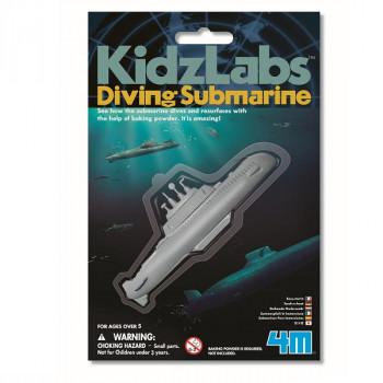 Набор для творчества Подводная лодка
