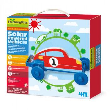 Набор для творчества Автомобиль на солнечной энергии