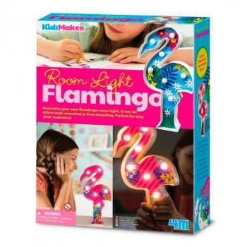 Набор для творчества Подсветка Фламинго