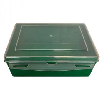 Контейнер пластиковый зеленый