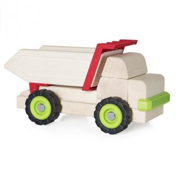 Игрушка Block Science Trucks Большой самосвал