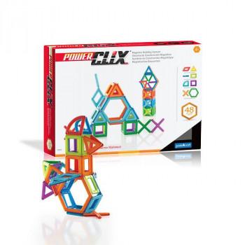 Конструктор PowerClix Frames, 48 деталей