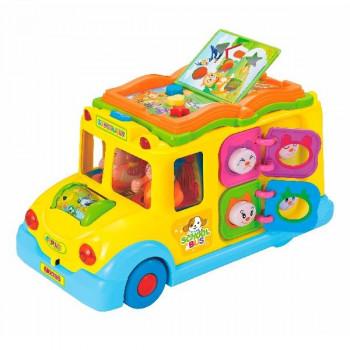 Игрушка Школьный автобус