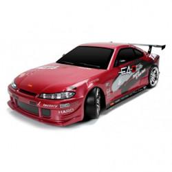 Дрифт 1:10 Team Magic E4D Nissan S15 (красный)