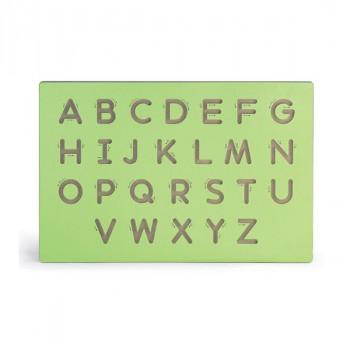 Написание заглавных букв