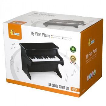 """Игрушка """"Пианино"""", черный"""