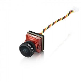 Камера FPV Caddx Turbo EOS2 1200TVL 2.1mm CMOS 16:9 PAL Mini FPV Camera - Red