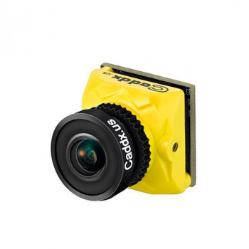 Caddx Ratel 2.1mm + ND8 - Yellow