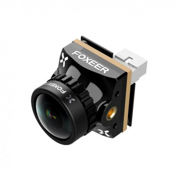 Foxeer Razer Nano 1/3 CMOS 1.8mm Lens 1200TVL PAL 16:9 - Черный
