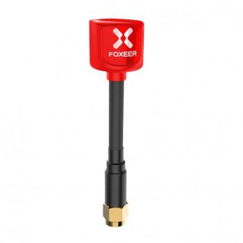 Антенна Foxeer Lollipop 3 5.8G 2.5DBi Omni SMA (2 шт.) - Красный