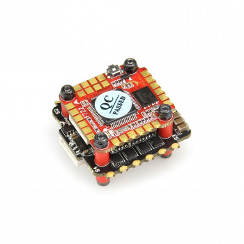 Стек HGLRC Zeus FD735 Mini STACK 20X20 3-6S 35A BL32 4in1 ESC