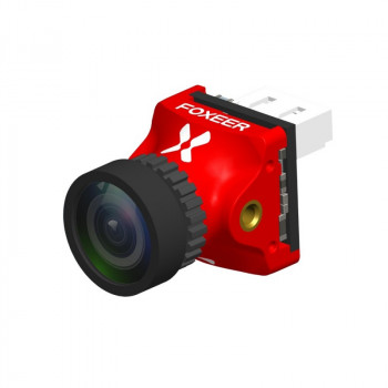Foxeer Predator 5 Nano 1000TVL 1.7mm Plug Red