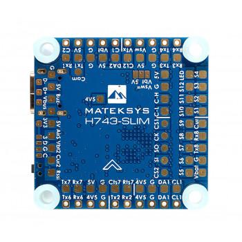 Полетный контроллер Matek H743-SLIM