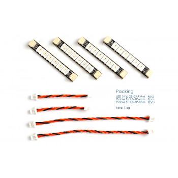 Matek RGB LED Strip 2812ARM-6