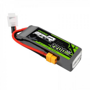 Ovonic Li-Pol 2200mAh 4S 14.8V 50C (2шт)