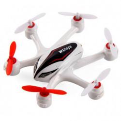 Гексакоптер мини WL Toys Q282J с камерой HD 720p (белый)