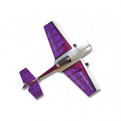 Самолет Precision Aerobatics Katana Mini 1020мм KIT (фиолетовый)