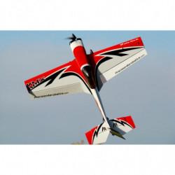 Самолет Precision Aerobatics Katana MX 1448мм KIT (красный)