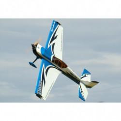 Самолет Precision Aerobatics Katana MX 1448мм KIT (синий)