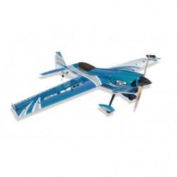 Самолет Precision Aerobatics XR-52 1321мм KIT (синий)