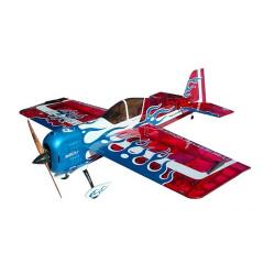 Самолет Precision Aerobatics Addiction XL 1500мм KIT (красный)