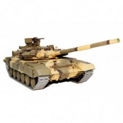 Танк р/у 1:16 Heng Long Т-90 в металле с пневмопушкой и дымом (HL3938-1PRO)