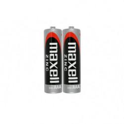 Батарейка AAA Maxell R03 в пленке 1шт (2шт в уп.)