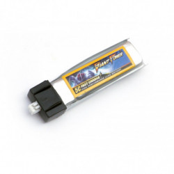 Аккумулятор Dinogy Li-Pol 220mAh 3.7V 1S 50C для Tiny Whoop и Inductrix XH-02