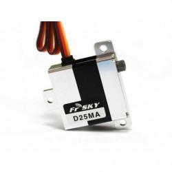 Сервопривод микро 23г FrSky D25MA 2,1/2,6кг 0,15/0,12сек S.BUS цифровой