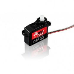 Сервопривод микро 2.9г Power HD DSP33 0.3кг/0.09сек цифровой