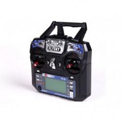 Аппаратура управления 6-канальная FlySky FS-I6 2.4GHz с приёмником IA6B