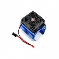 Радиатор с кулером HOBBYWING для моторов 40-44мм