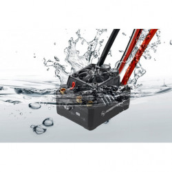Регулятор хода HOBBYWING EZRUN MAX10 SCT 120A 2-4S влагозащищенный для...