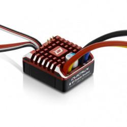 Регулятор коллекторный HOBBYWING QUICRUN WP-CRAWLER 80A для краулеров