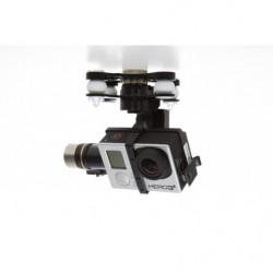 Подвес DJI Zenmuse H3-3D для камер GoPro адаптированный под Phantom 2