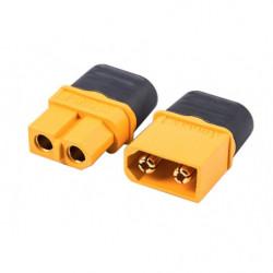 Коннекторы Tarot AMASS XT60H 2 пары (TL10152-A)
