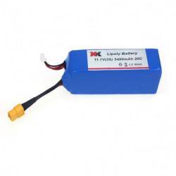 Аккумулятор Li-Pol 5400mAh 11.1V 3S для XK X380 (XK.380.014)