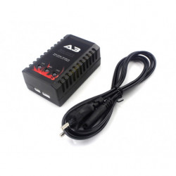A3 2S, 3S LiPo Balance Charger AC Input (Europe Standard)