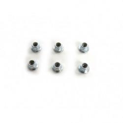 Lock Nuts M4 6P