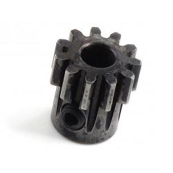 Пиньон HOBBYWING 11T M1 5mm из хромированной стали