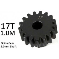 Team Magic M1.0 17T Pinion Gear for 5mm Shaft