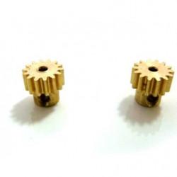 Пиньон 28601 1:18 Pinion Gear 14T 2P