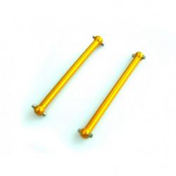 Полуоси к E18 алюминиевые Alum Dogbones 2P