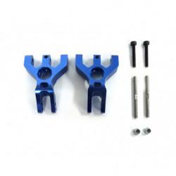 Rear Hub Set Stainless Steel