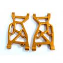 Alum Front Lower Susp Arm 2P (Gold)