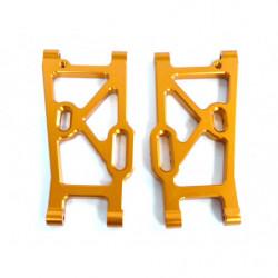 Alum. Rear Lower Susp Arm 2P (Gold)