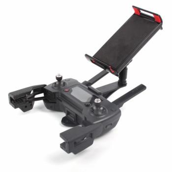 Держатель телефона/планшета для пульта DJI Spark, Mavic Pro и Air сверху