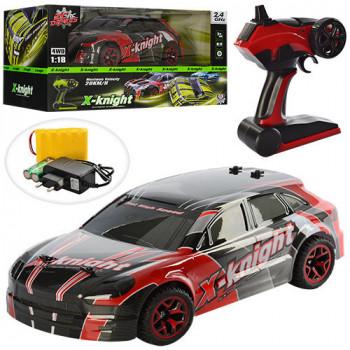 Машинка Ралли X-Knight 4WD (XK-333-GS07B) 1:18 20км/ч - Красный