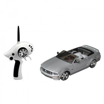 Автомодель 1:28 Firelap IW02M-A Ford Mustang 2WD (серый)