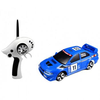 Автомодель 1:28 Firelap IW02M-A Mitsubishi EVO 2WD (синий)